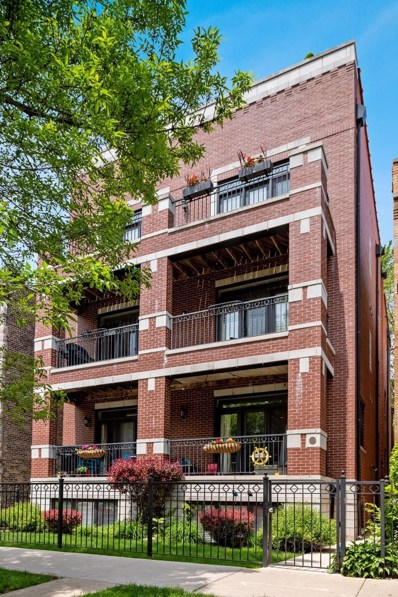 828 W Waveland Avenue UNIT 1R, Chicago, IL 60613 - #: 10419067