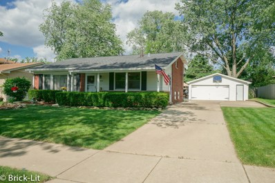 17029 Odell Avenue, Tinley Park, IL 60477 - #: 10419306