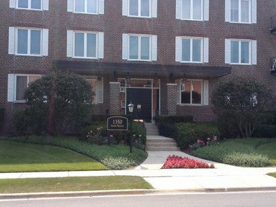 1350 N Western Avenue UNIT 308, Lake Forest, IL 60045 - #: 10419319