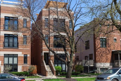 2208 W Addison Street UNIT 2, Chicago, IL 60618 - #: 10419387
