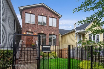 1740 N Talman Avenue, Chicago, IL 60647 - #: 10419527
