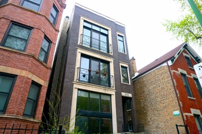 858 N Hermitage Avenue UNIT 3, Chicago, IL 60622 - #: 10419655