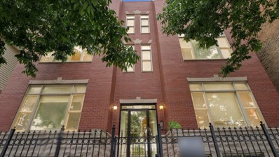 632 N Racine Avenue UNIT 1N, Chicago, IL 60642 - #: 10419769