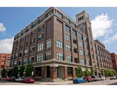 1000 W Washington Boulevard UNIT 501, Chicago, IL 60607 - #: 10419870