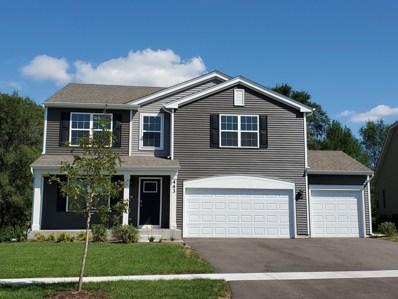 443 S Stone Bluff Drive, Romeoville, IL 60446 - #: 10419902
