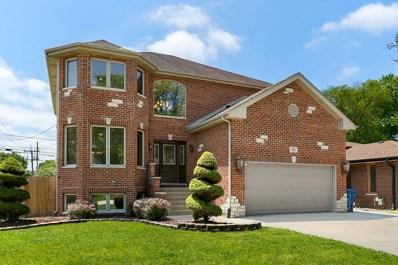 5801 W 90th Place, Oak Lawn, IL 60453 - #: 10419989