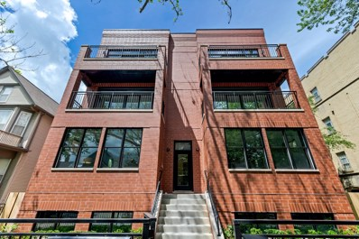 1302 W Winona Street UNIT 3W, Chicago, IL 60640 - #: 10420093
