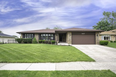 1417 S Williams Street, Westmont, IL 60559 - #: 10420108