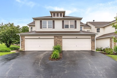 42 Tanglewood Drive UNIT 0, Glen Ellyn, IL 60137 - #: 10420354