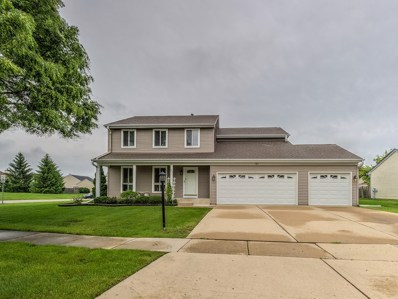 101 Southwood Circle, Streamwood, IL 60107 - #: 10420462