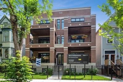 3813 N Kenmore Avenue UNIT 3S, Chicago, IL 60613 - #: 10420711