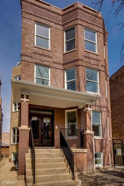 2238 W Walton Street UNIT 1, Chicago, IL 60622 - #: 10420746