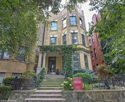 845 W Wolfram Street UNIT 3, Chicago, IL 60657 - #: 10421149