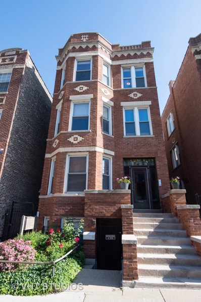 2340 W Augusta Boulevard UNIT 3F, Chicago, IL 60622 - #: 10421250