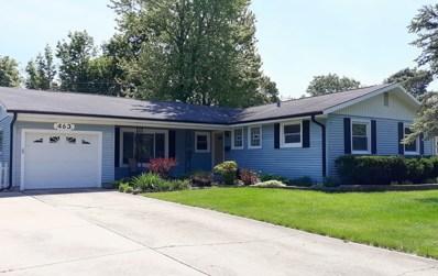 463 Indianwood Drive, Carol Stream, IL 60188 - #: 10421432