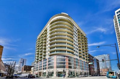 340 W Superior Street UNIT 1407, Chicago, IL 60654 - #: 10421655