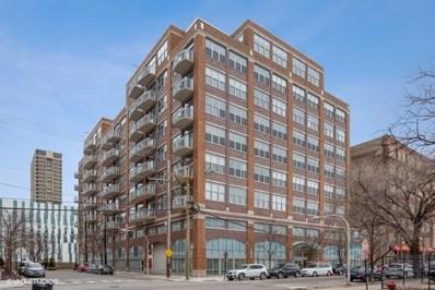 933 W Van Buren Street UNIT 707, Chicago, IL 60607 - MLS#: 10421815