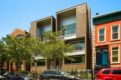 1534 W Walton Street UNIT 3, Chicago, IL 60642 - #: 10422118