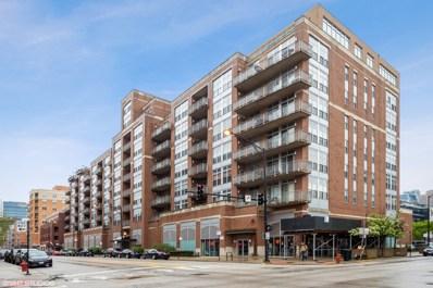 111 S Morgan Street UNIT 512, Chicago, IL 60607 - MLS#: 10422251