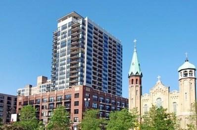 210 S Desplaines Street UNIT 607, Chicago, IL 60661 - #: 10422258