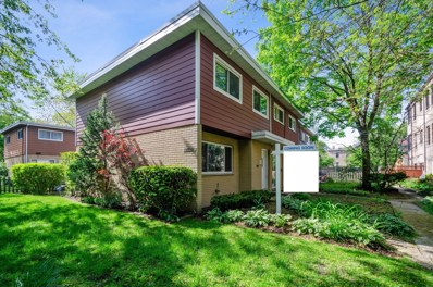 1217 Mulford Street UNIT 1, Evanston, IL 60202 - #: 10422582