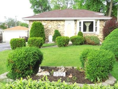 15925 Lockwood Avenue, Oak Forest, IL 60452 - #: 10422640