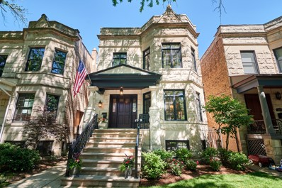 3827 N Leavitt Street, Chicago, IL 60618 - #: 10423075