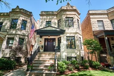 3827 N Leavitt Street, Chicago, IL 60618 - #: 10423075