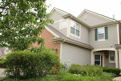 637 Creekside Circle UNIT 637, Gurnee, IL 60031 - #: 10423087