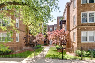 1445 W Victoria Street UNIT 3D, Chicago, IL 60660 - #: 10423129