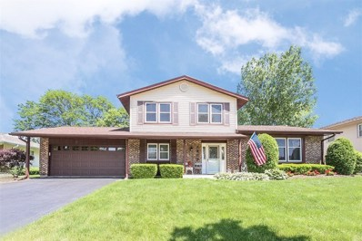1409 Mitchell Trail, Elk Grove Village, IL 60007 - #: 10423309