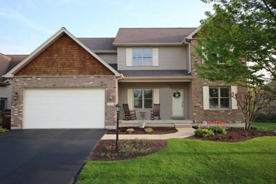 700 Prairie Ridge Drive, Woodstock, IL 60098 - #: 10423371