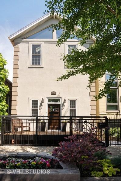 1708 W Wabansia Avenue, Chicago, IL 60622 - #: 10423990