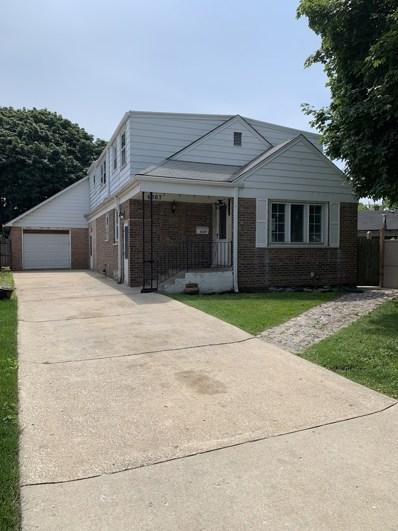 6367 S Leclaire Avenue, Chicago, IL 60638 - #: 10424063