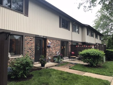7348 Winthrop Way UNIT 8, Downers Grove, IL 60516 - #: 10424069