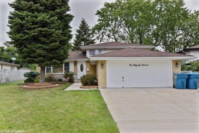 15611 Prince Drive, South Holland, IL 60473 - #: 10424199