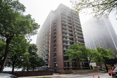 5901 N Sheridan Road N UNIT 14A, Chicago, IL 60660 - #: 10424372