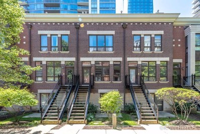 1342 S Indiana Parkway, Chicago, IL 60605 - MLS#: 10424457