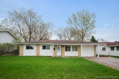 865 Woodlawn Street, Hoffman Estates, IL 60169 - #: 10424525