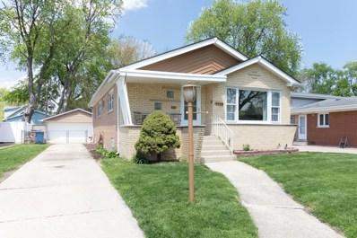 4616 W 98th Place, Oak Lawn, IL 60453 - #: 10424538