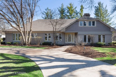 818 W Hickory Street, Hinsdale, IL 60521 - #: 10424559