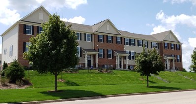 8969 Disbrow Street UNIT 4, Huntley, IL 60142 - #: 10424675