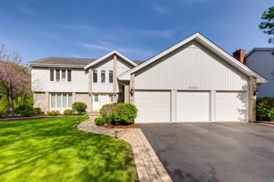 5061 N Tamarack Drive, Hoffman Estates, IL 60010 - #: 10424697