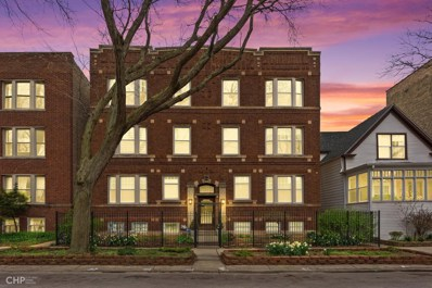 1434 W Hollywood Avenue UNIT 3, Chicago, IL 60660 - #: 10424833