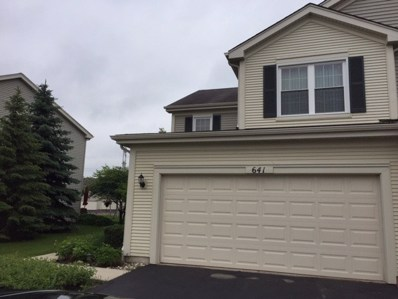 641 W Jonathan Drive, Round Lake, IL 60073 - #: 10424857
