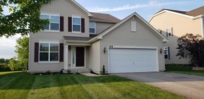 145 Bloomfield Drive, Woodstock, IL 60098 - #: 10425019