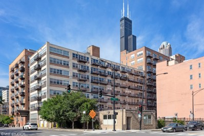 500 S Clinton Street UNIT 521, Chicago, IL 60607 - #: 10425047