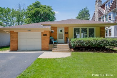 216 S Madison Street, Hinsdale, IL 60521 - #: 10425268