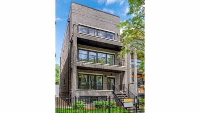1415 N Rockwell Street UNIT 3, Chicago, IL 60622 - #: 10425346