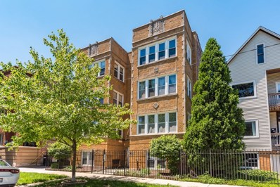 2116 N Spaulding Avenue UNIT 1, Chicago, IL 60647 - #: 10425375